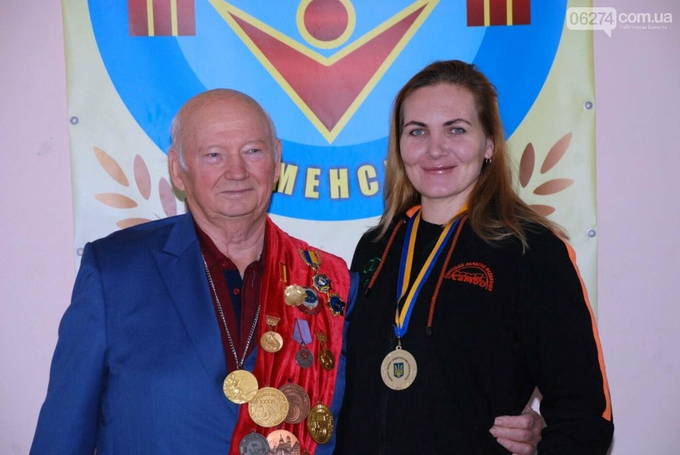 Тяжелоатлеты Бахмута стали призерами чемпионата Украины среди ветеранов, фото-5