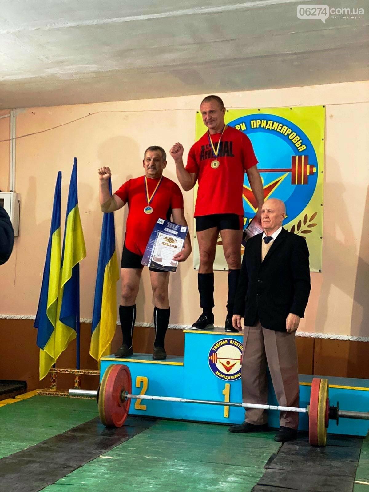 Тяжелоатлеты Бахмута стали призерами чемпионата Украины среди ветеранов, фото-7