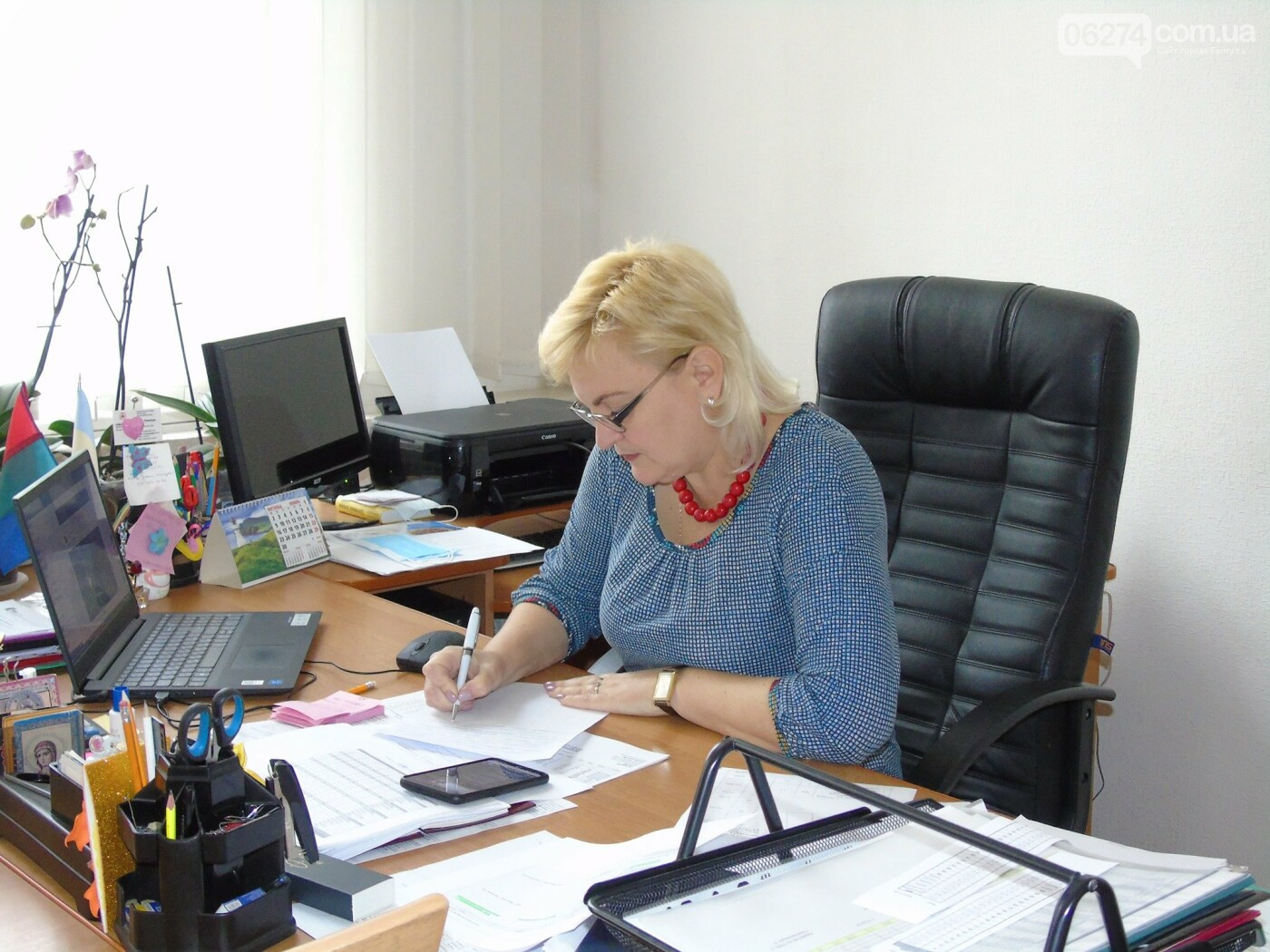 В Бахмуте присоединились к Всеукраинскому радиодиктанту, фото-3