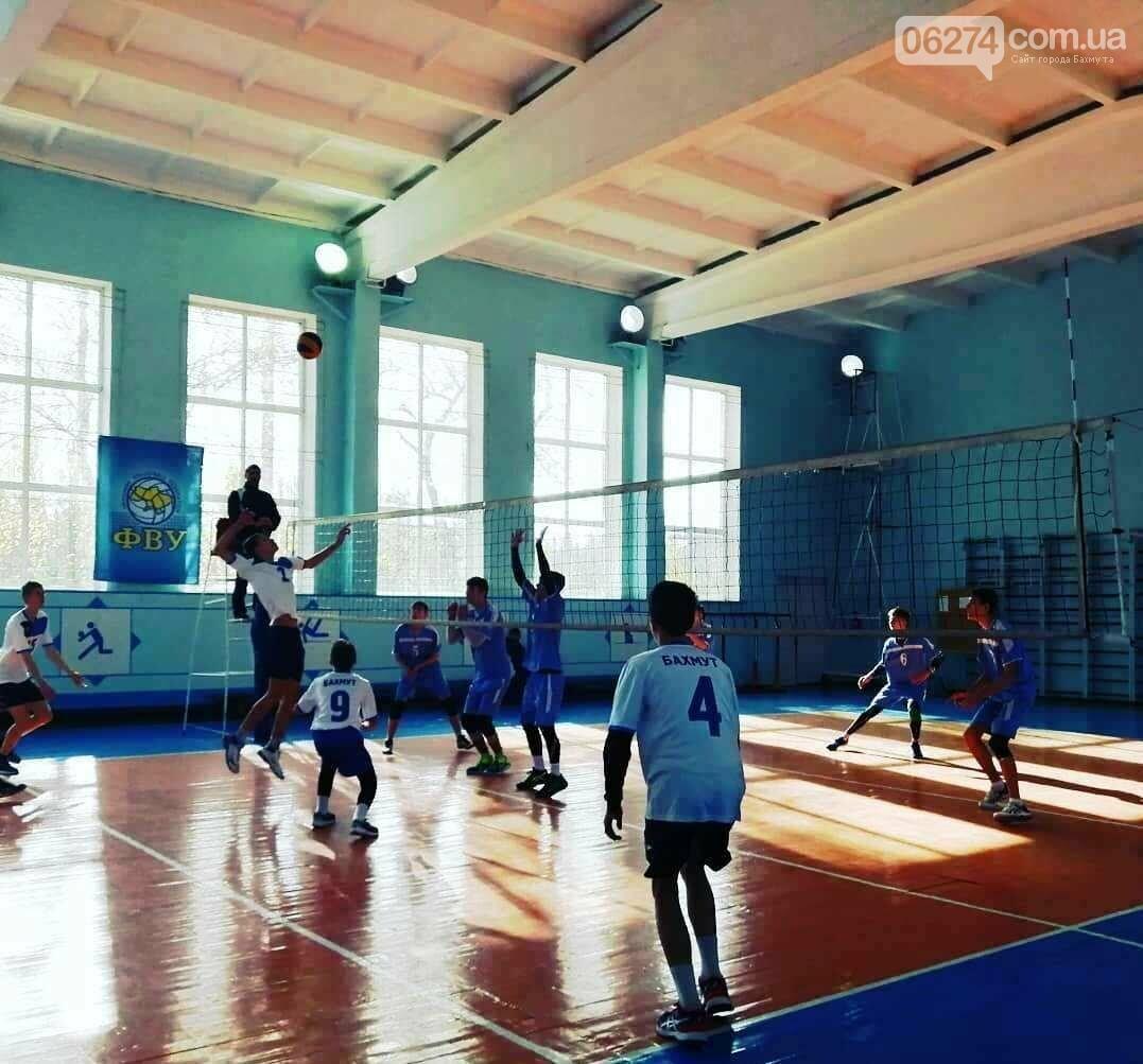 Юные волейболисты Бахмута – серебряные призеры чемпионата области, фото-3