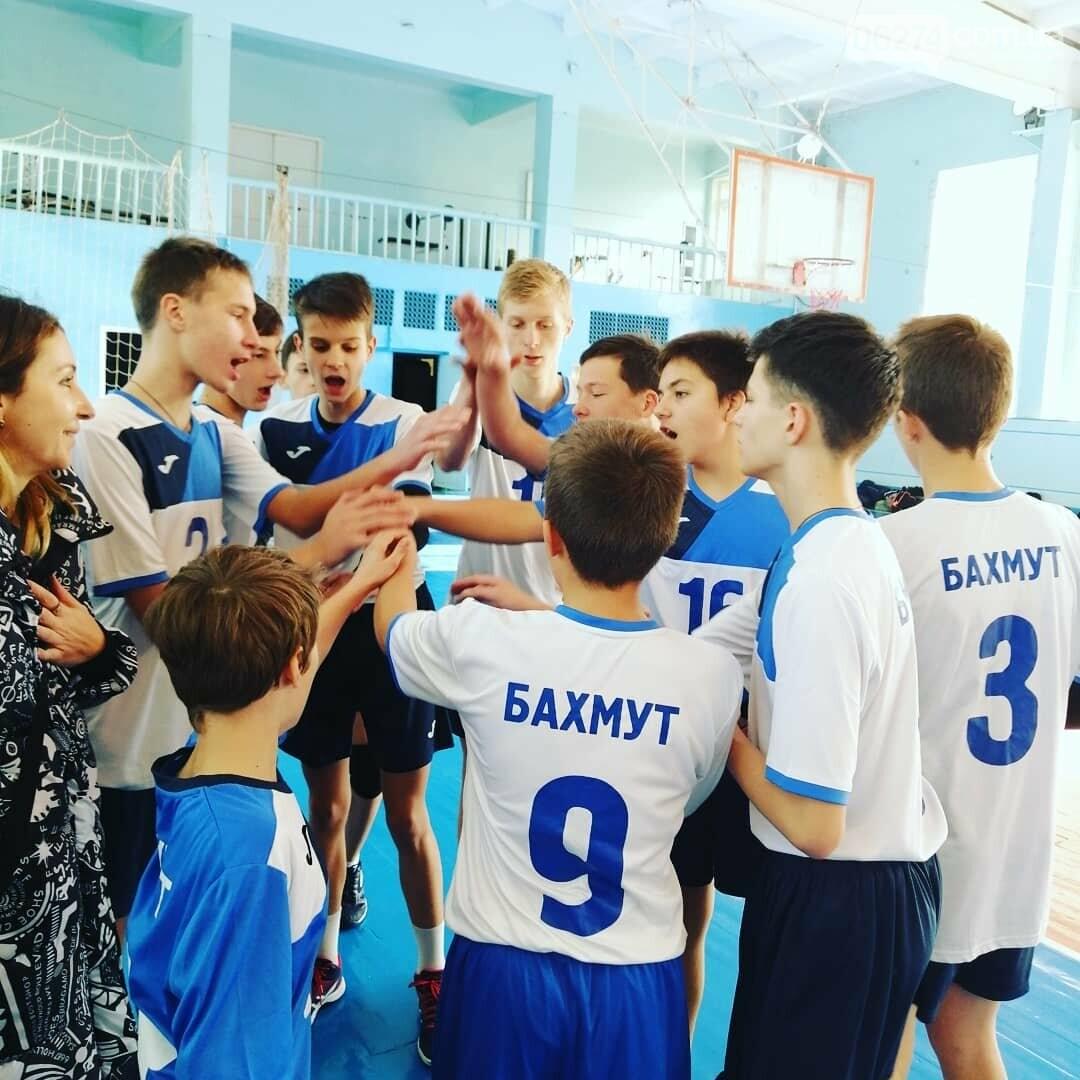 Юные волейболисты Бахмута – серебряные призеры чемпионата области, фото-2
