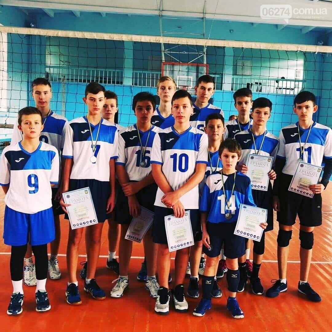 Юные волейболисты Бахмута – серебряные призеры чемпионата области, фото-4