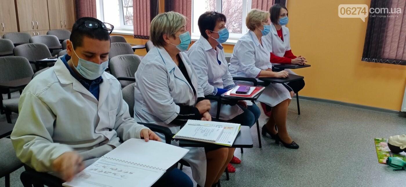 В Бахмуте открылся медицинский ресурсно-тренинговый центр , фото-5