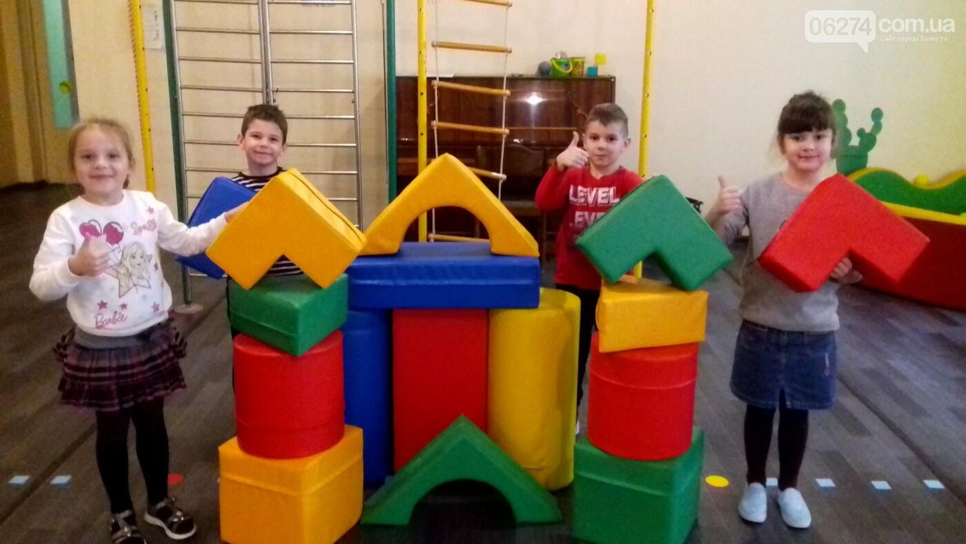 Детские сады Бахмутской ОТГ получили мебель и оборудование от ЮНИСЕФ, фото-2