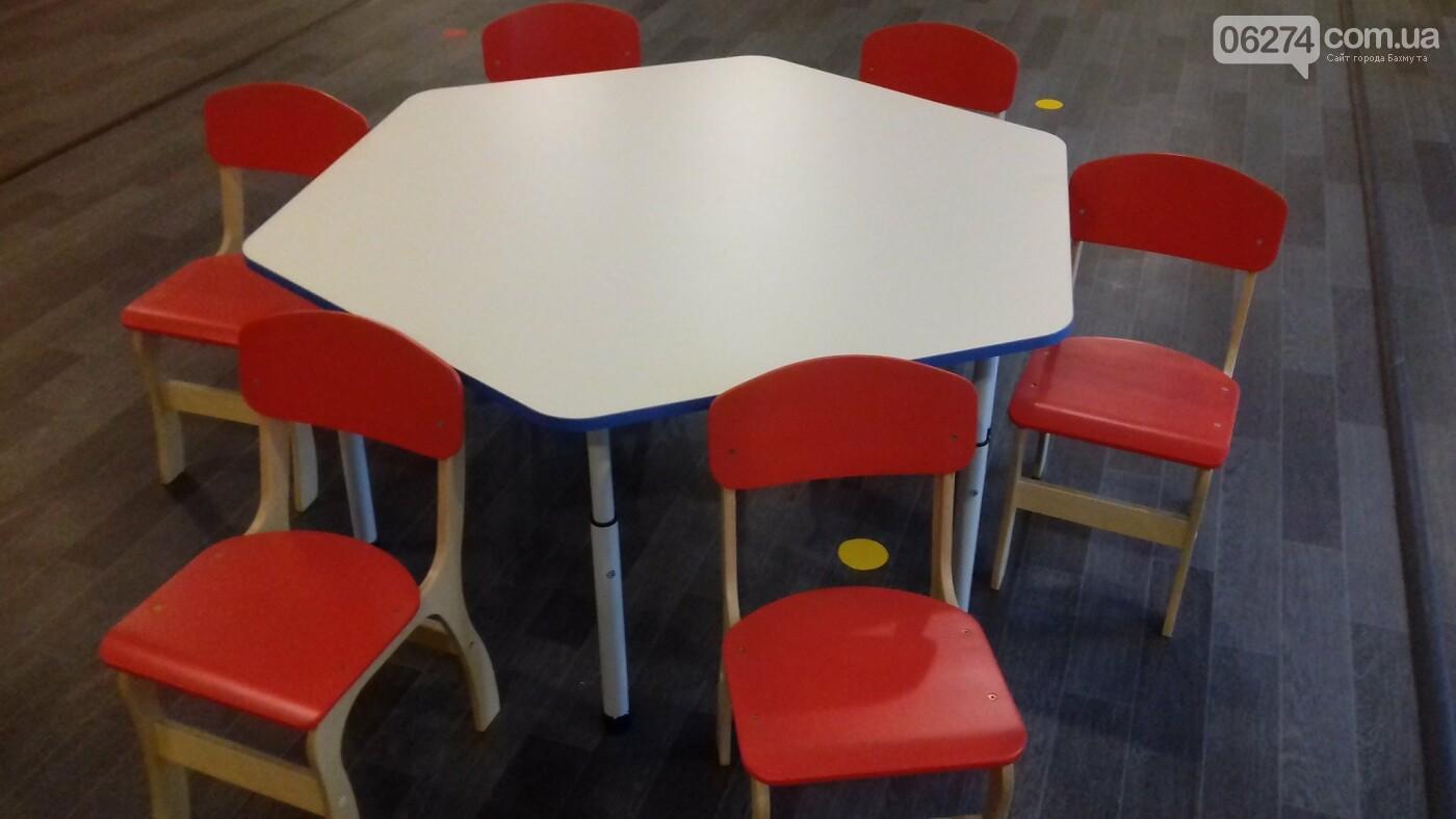 Детские сады Бахмутской ОТГ получили мебель и оборудование от ЮНИСЕФ, фото-6