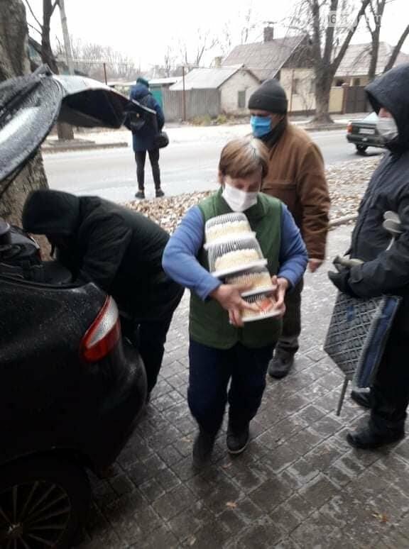 В Бахмутской ОТГ люди с инвалидностью получили аптечные наборы и материальную помощь, фото-2