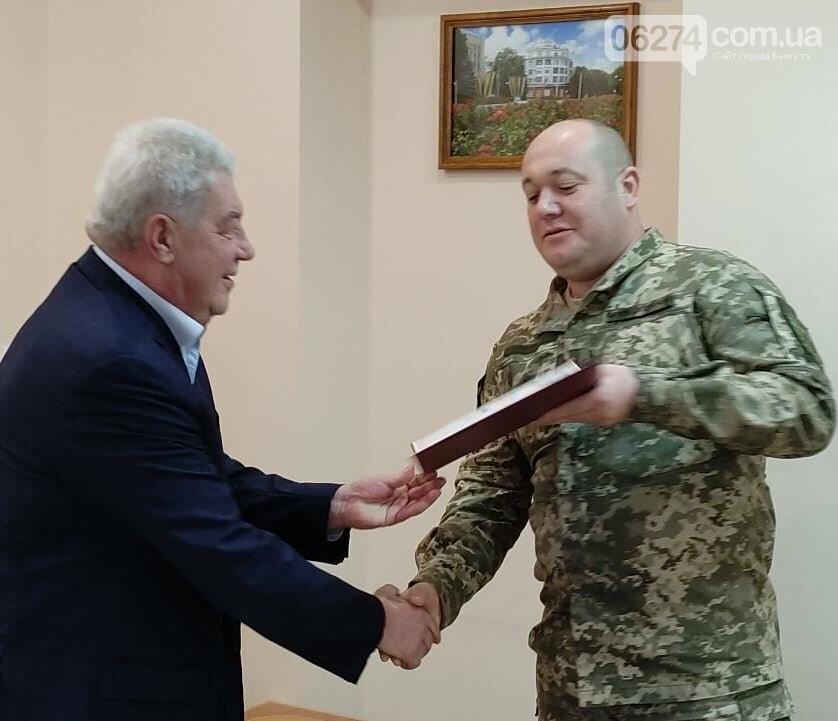 В Бахмуте поздравили военнослужащих Вооруженных Сил Украины, фото-2