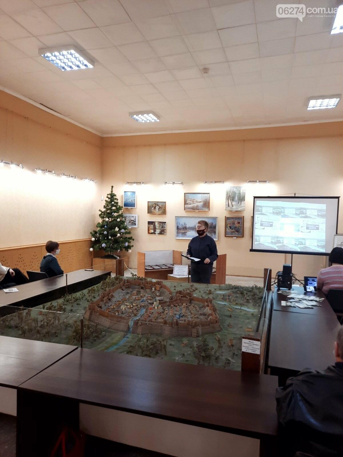 В краеведческом музее презентовали проект «Бахмут сквозь время», фото-2