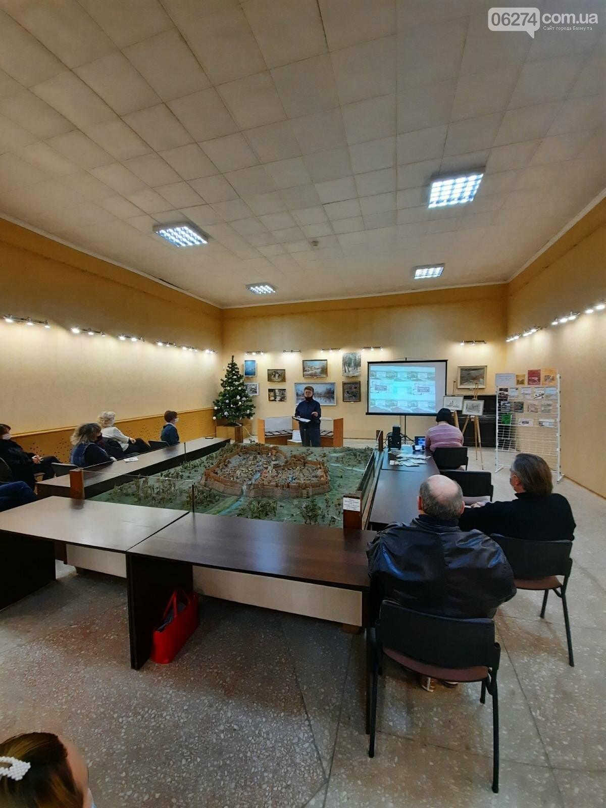 В краеведческом музее презентовали проект «Бахмут сквозь время», фото-5