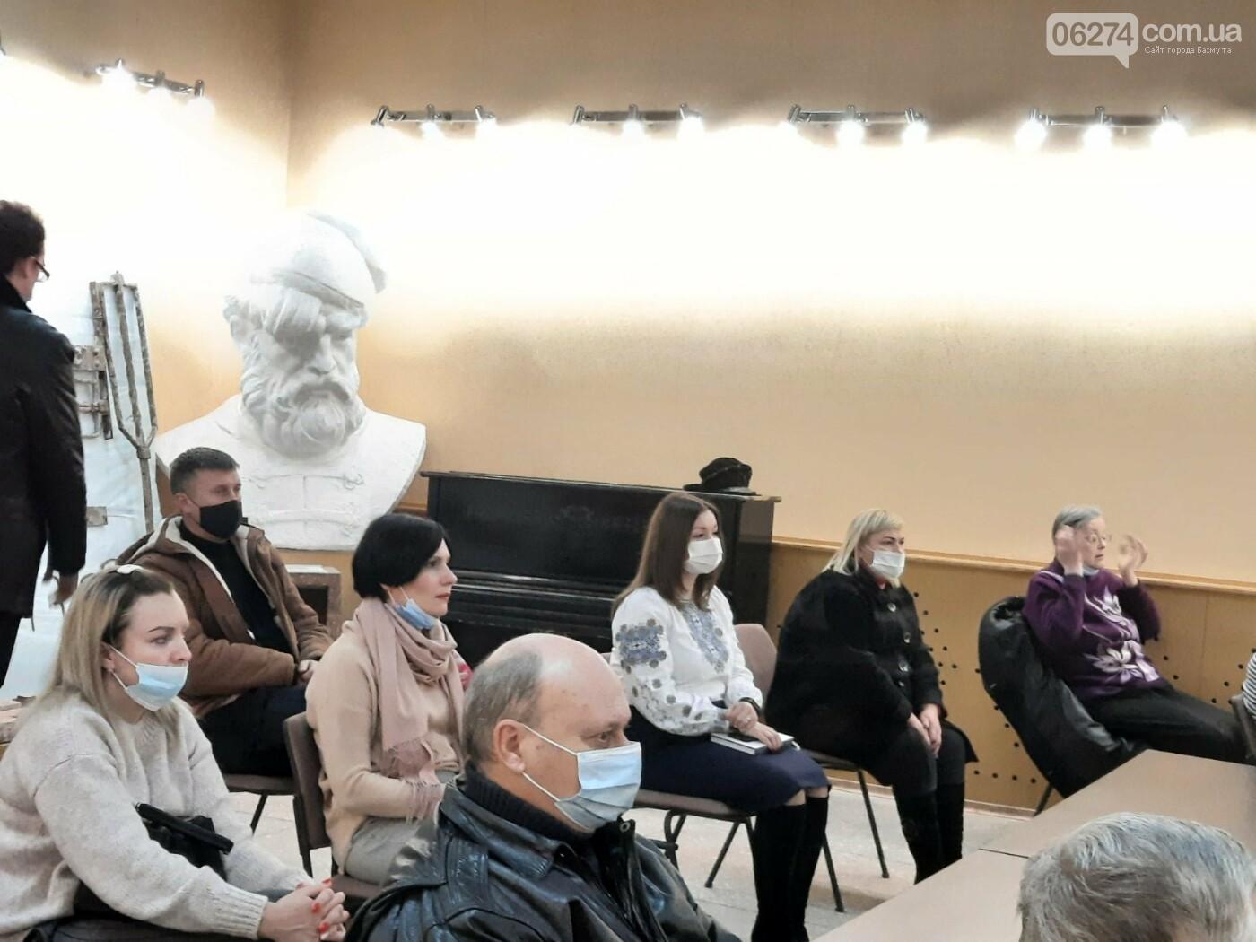 В краеведческом музее презентовали проект «Бахмут сквозь время», фото-6