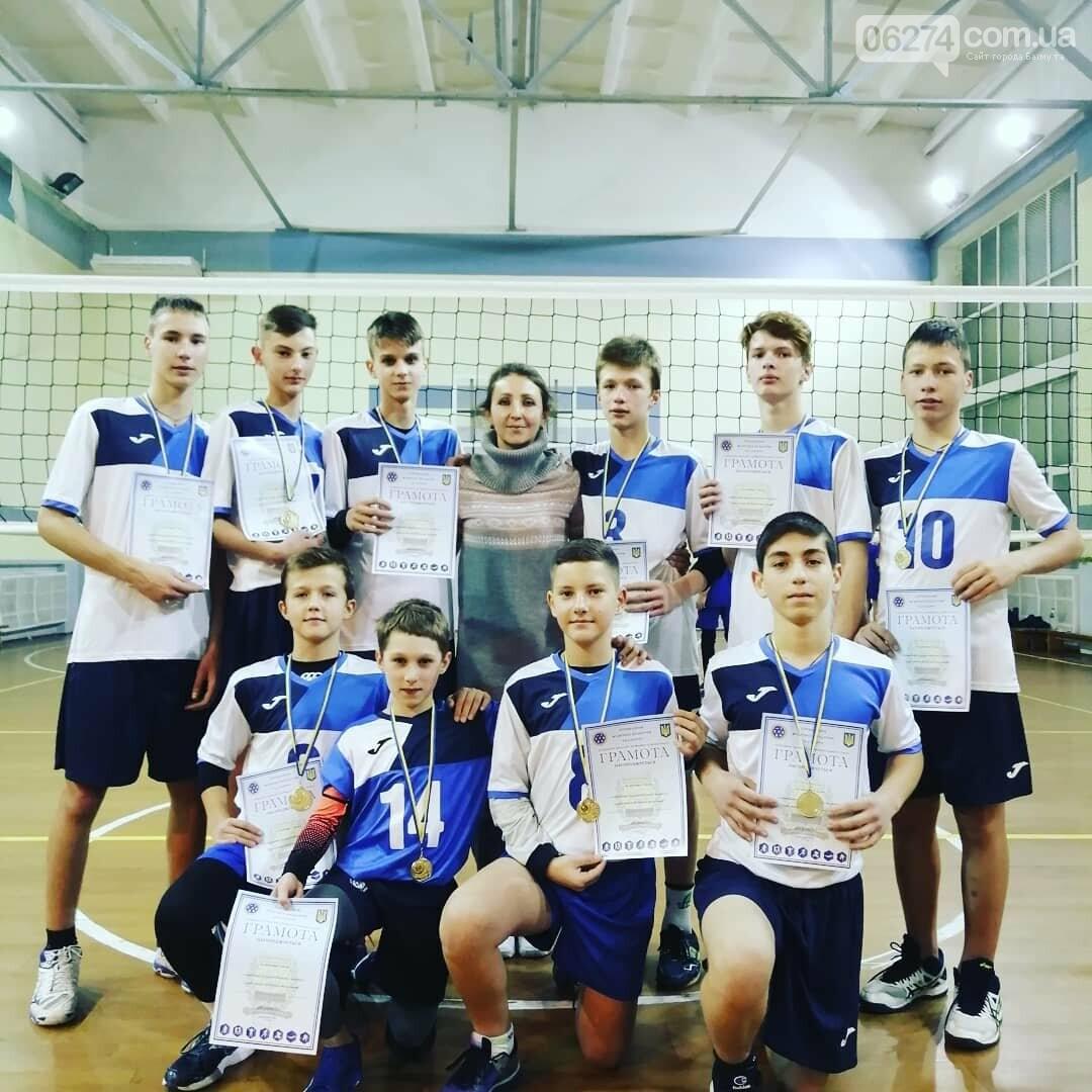 Юные волейболисты Бахмута стали чемпионами Донецкой области, фото-2