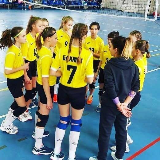 Юные волейболисты Бахмута стали чемпионами Донецкой области, фото-3