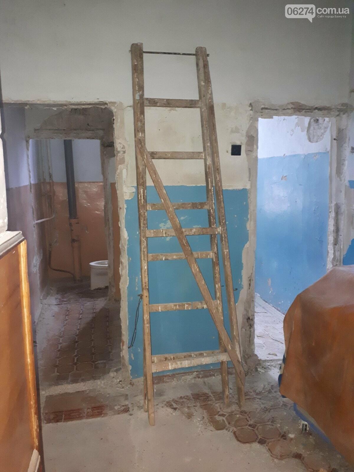 В Бахмутской больнице перепрофилируют терапию для больных COVID-19, фото-1