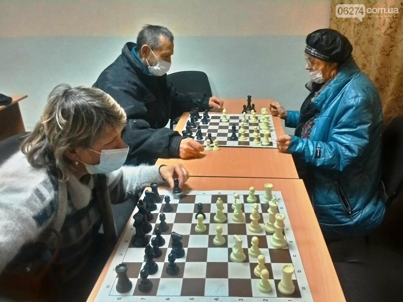 В Бахмуте прошел турнир по шахматам среди ветеранов, фото-2