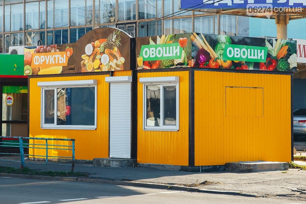 Торговые павильоны европейского качества, фото-3