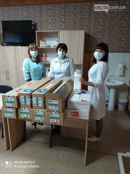 Бахмутская больница получила гуманитарную помощь, фото-1