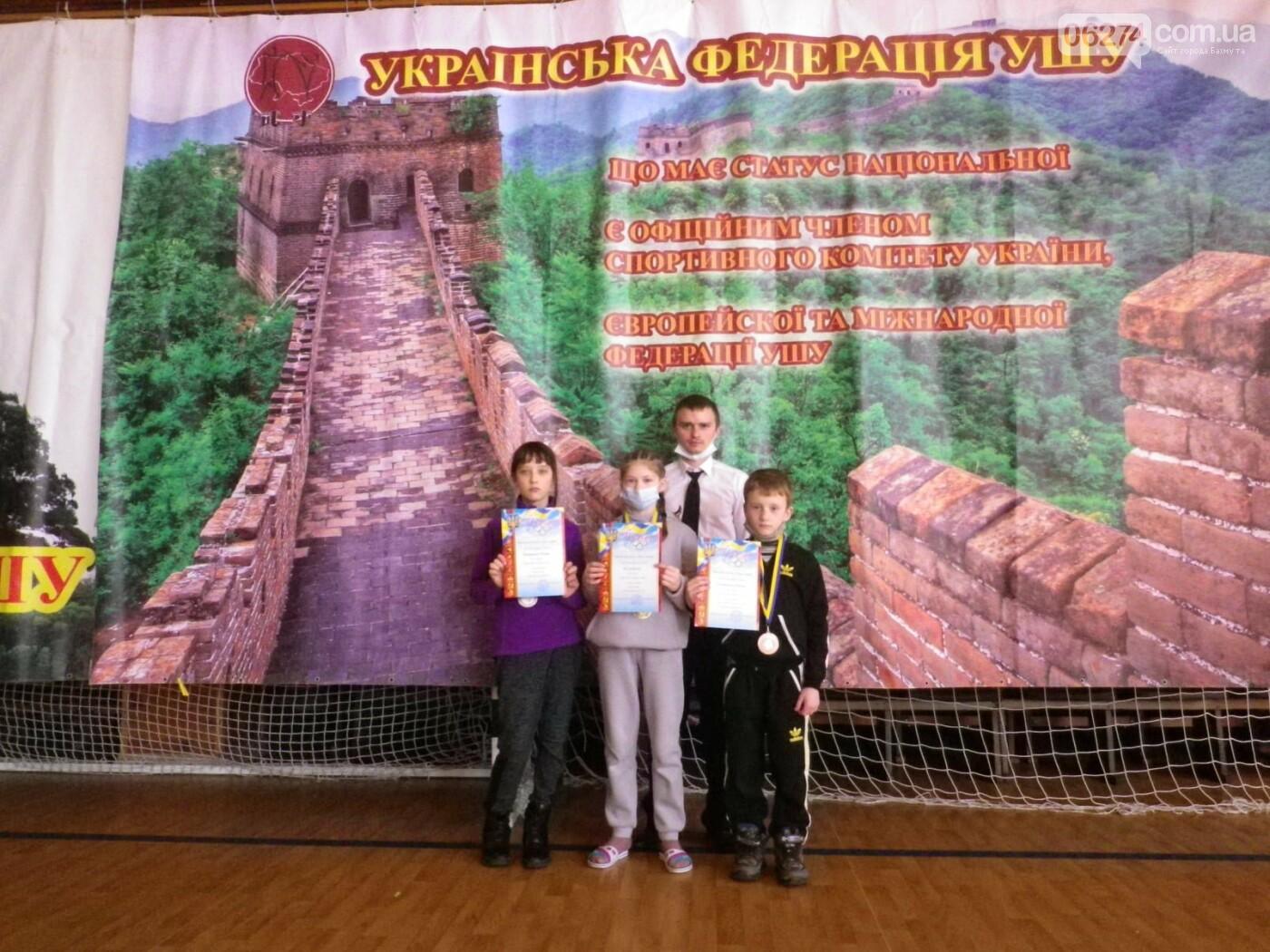 Спортсмены Бахмута заняли призовые места на чемпионате Украины, фото-1