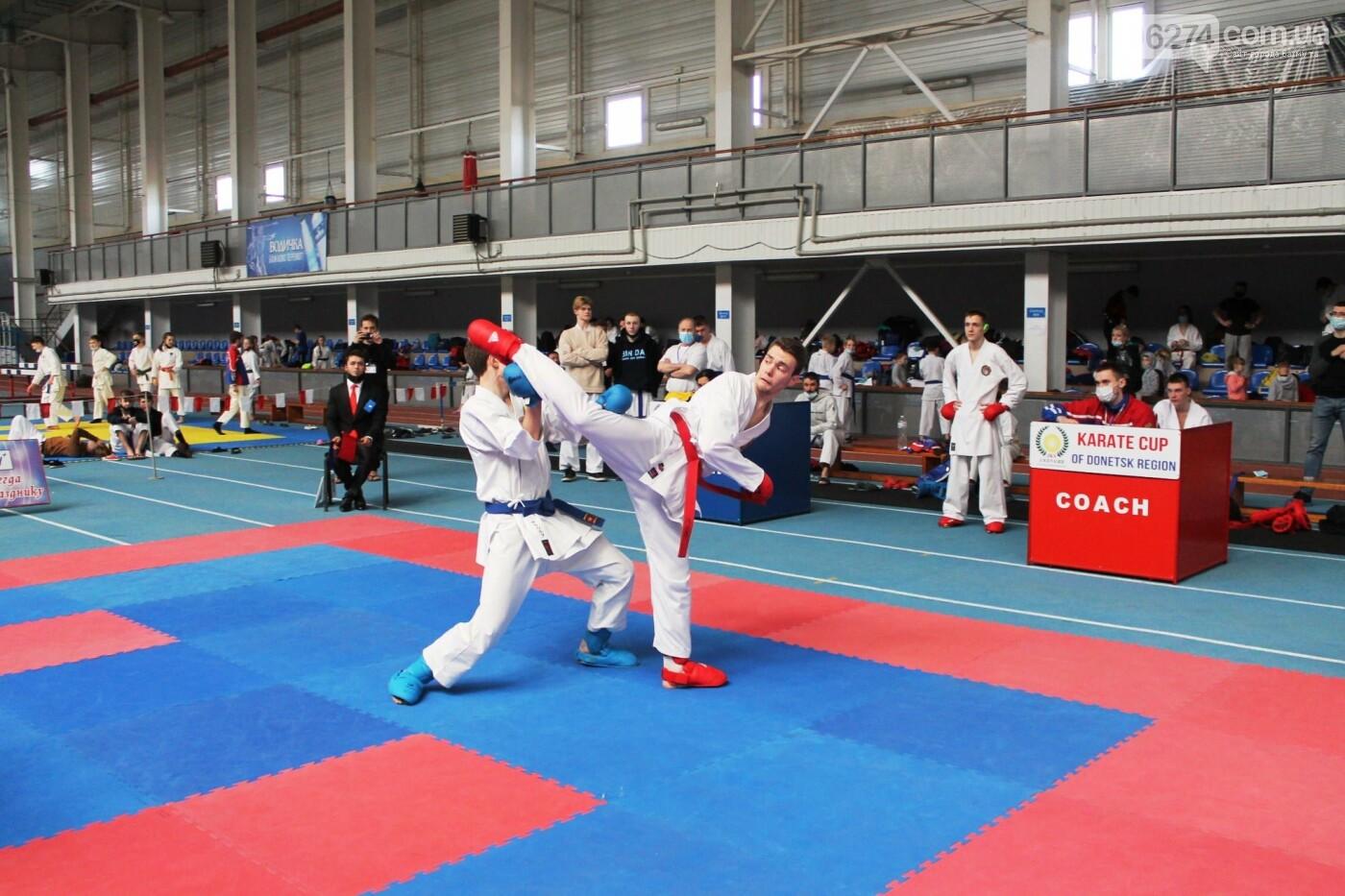 Бахмут гостеприимно принимал чемпионат Донецкой области по каратэ, фото-3