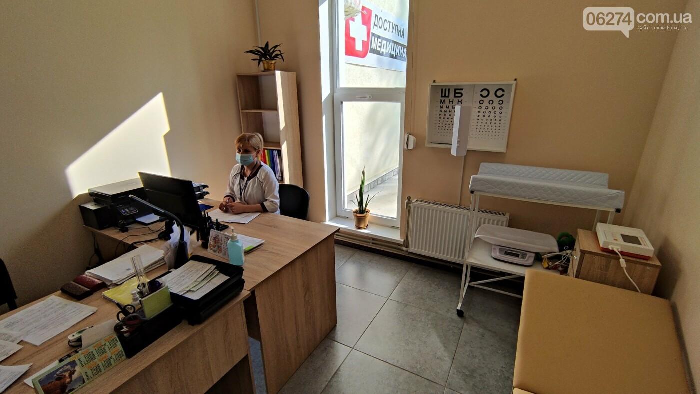 1 апреля в пос. Опытное открыли современную амбулаторию, фото-1