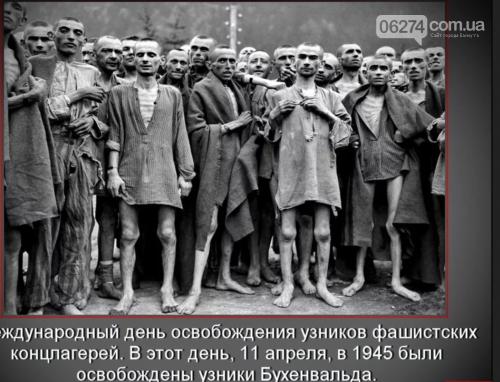 11 апреля мир отмечает Международный день освобождения узников нацистских концлагерей, фото-1