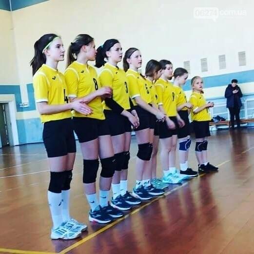 Волейболистки Бахмута - чемпионки области, фото-2