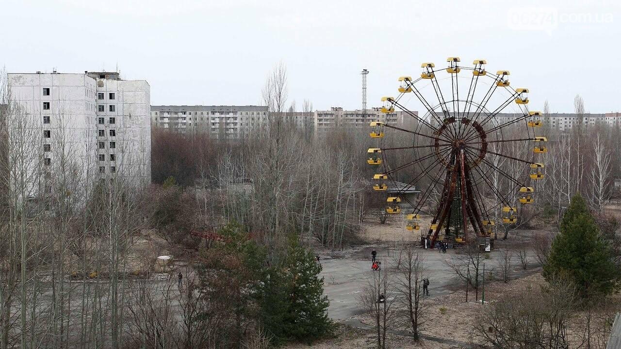 Припять - город призрак ( 35 лет спустя после чернобыльской аварии ), фото-1
