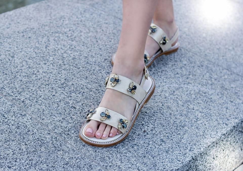 Выбор летней обуви для женщин, фото-2