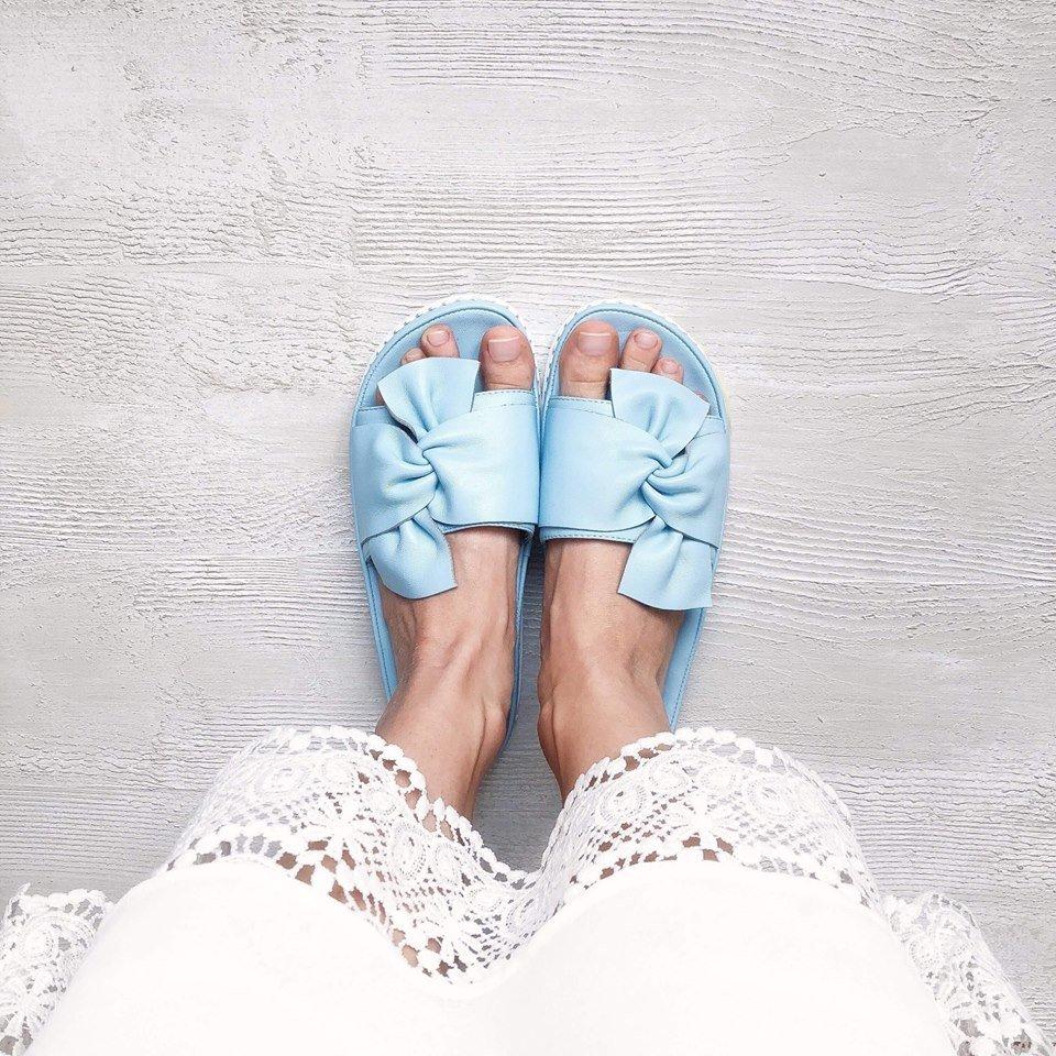 Выбор летней обуви для женщин, фото-5