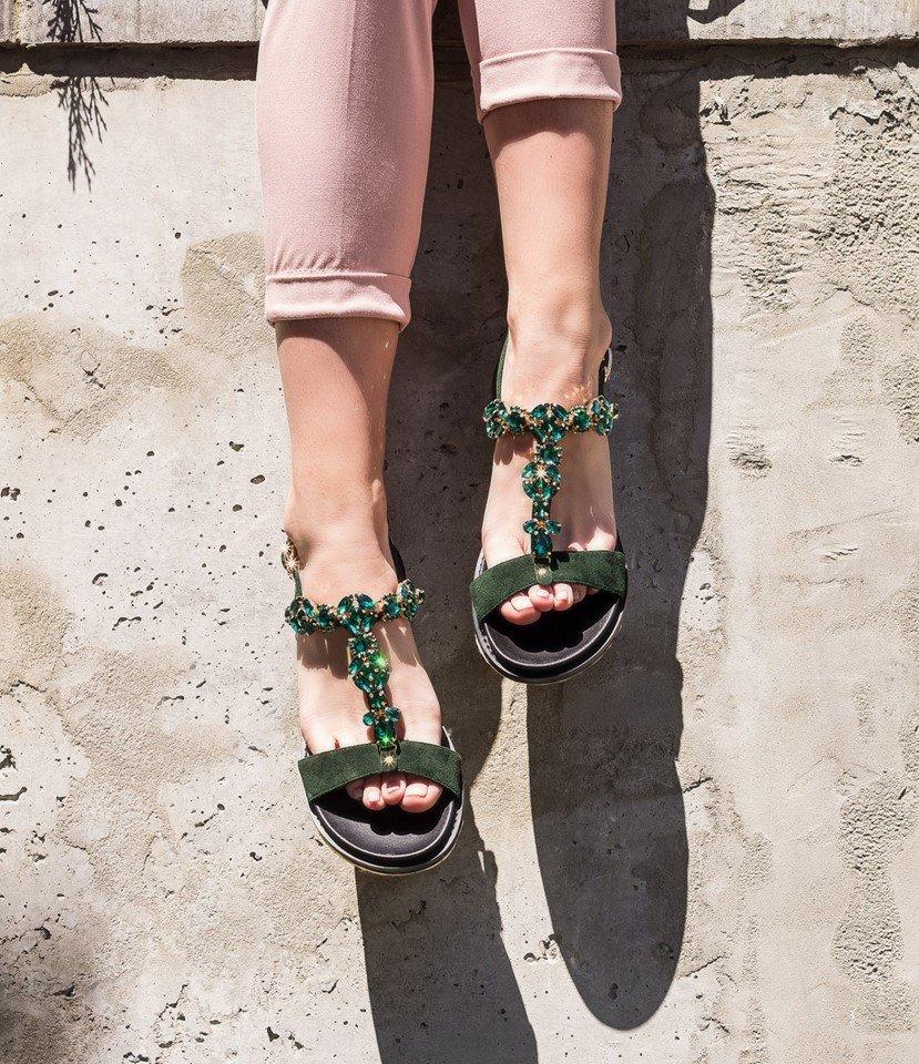 Выбор летней обуви для женщин, фото-6