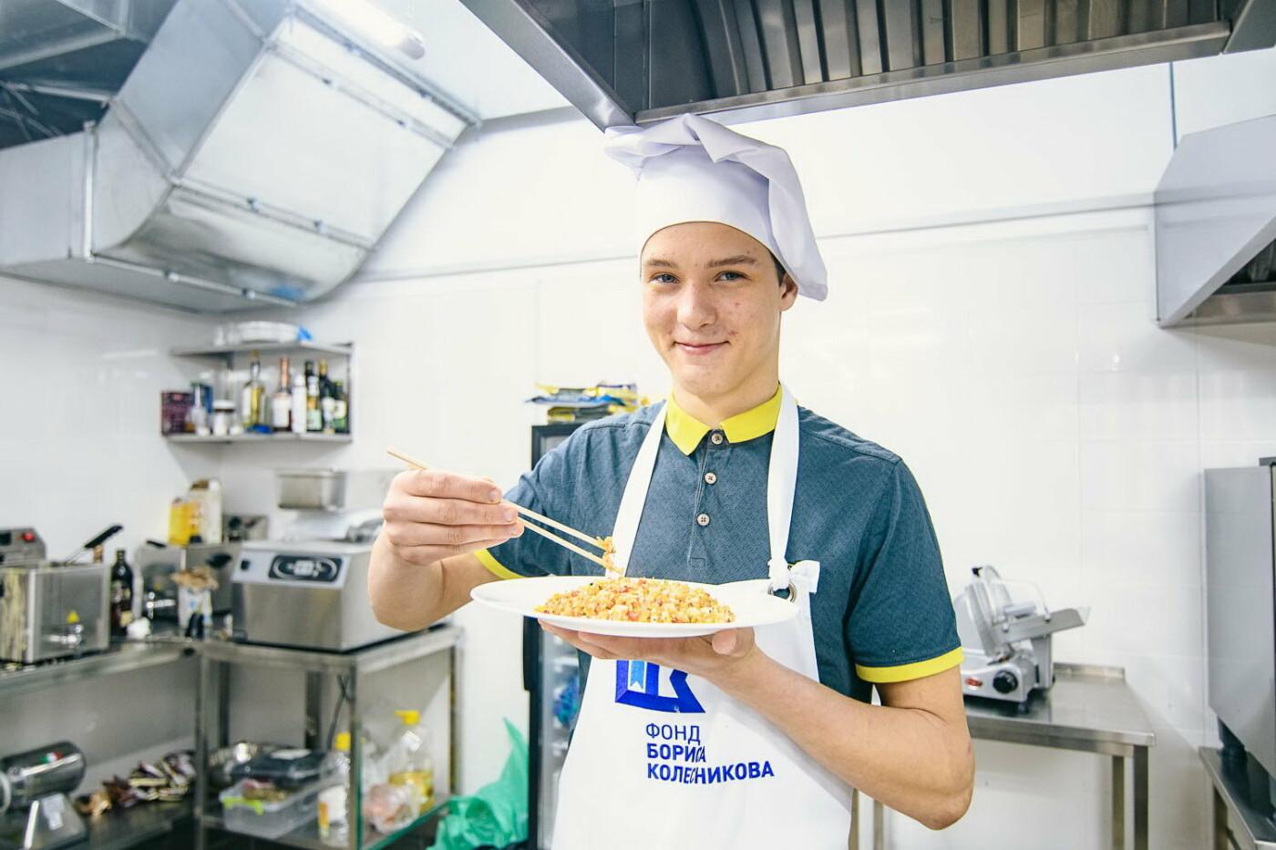 Шеф-повар Сергей Видулин дает бесплатные мастер-классы в Константиновке, фото-1
