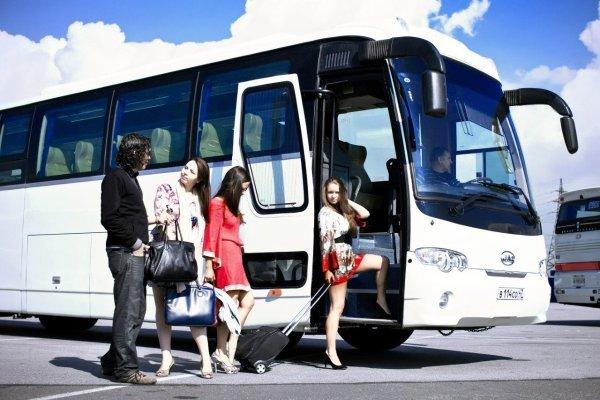 Аренда автобуса с водителем, фото-1