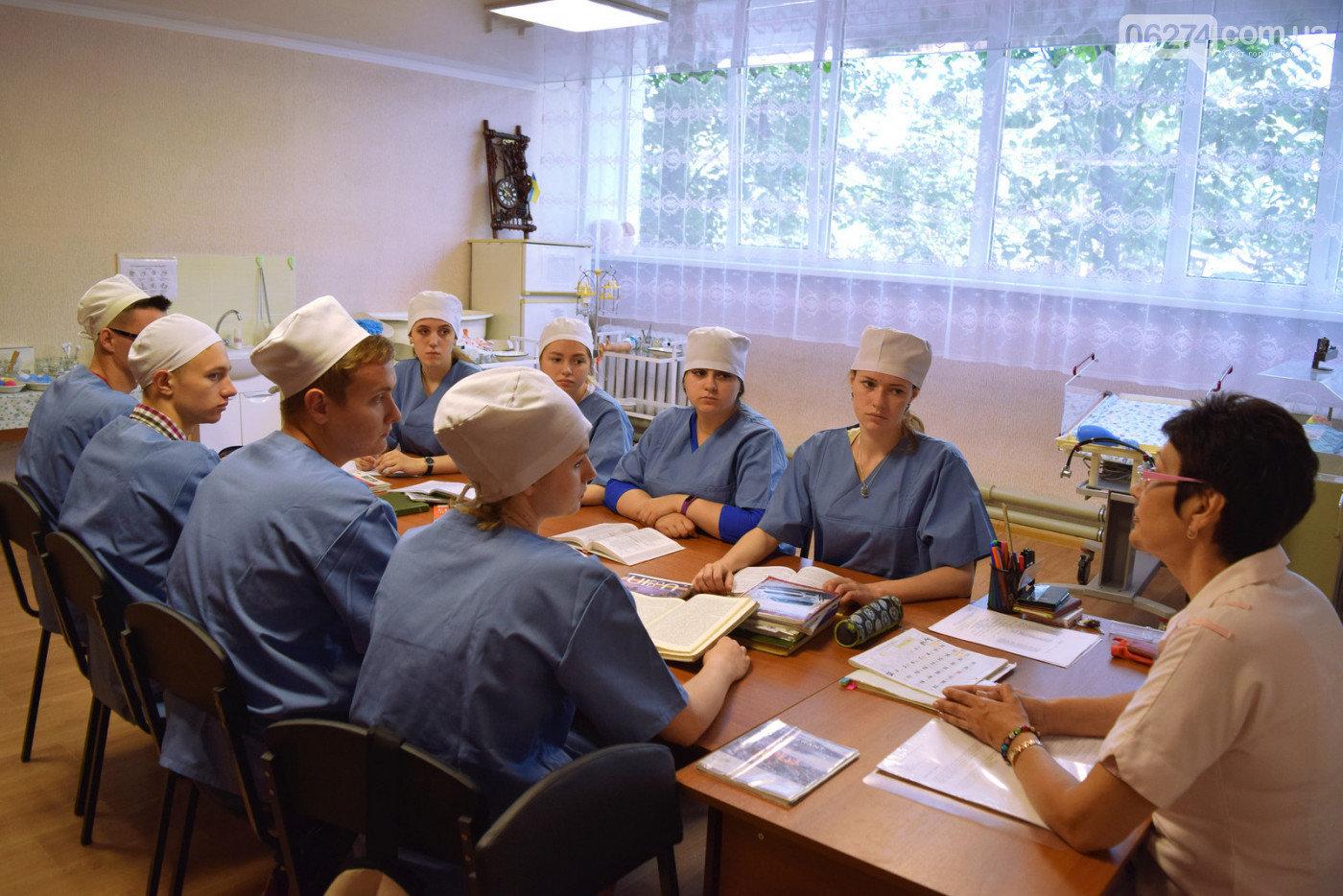 Бахмутский медицинский колледж приглашает на обучение выпускников 9 и 11 классов, фото-2