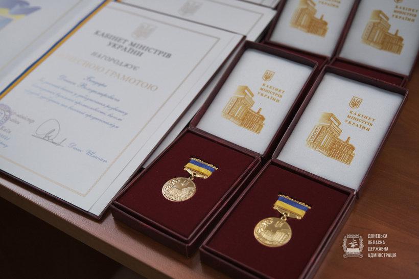 Депутат от «Слуги Народа» добился награждения 30 шахтеров к профессиональному празднику, фото-3