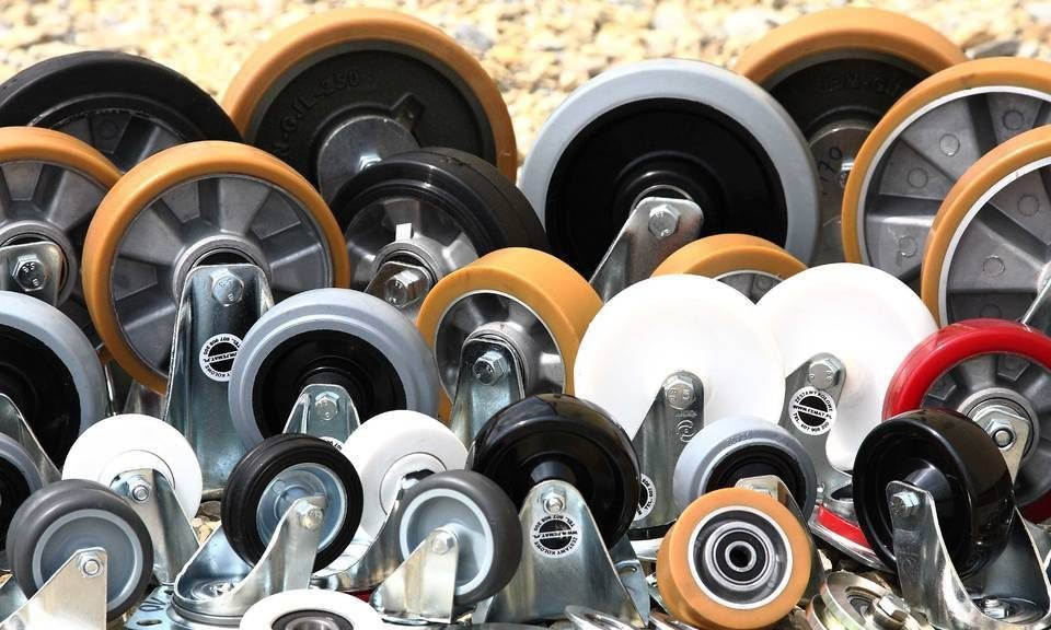 Как выбрать колеса для транспортных тележек?, фото-1