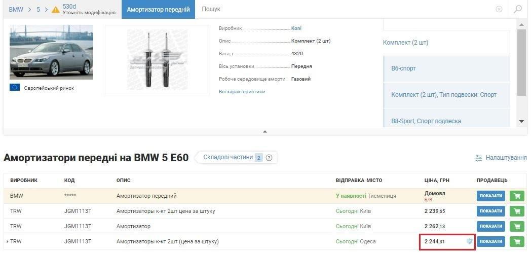 Безпечні покупки та стабільний продаж запчастин – що пропонує Avtopro.ua, фото-2