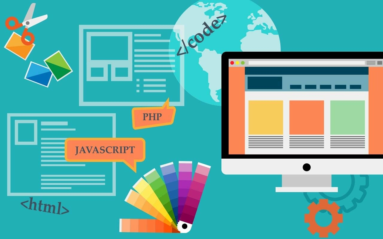 Скільки коштує створити сайт каталог або інтернет магазин?