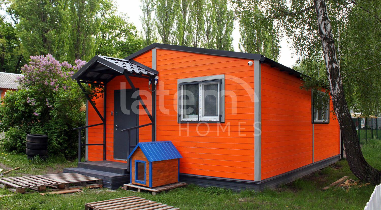 Модульный дом Сандра